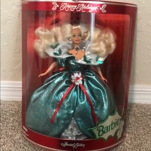 1995 Holiday Barbie